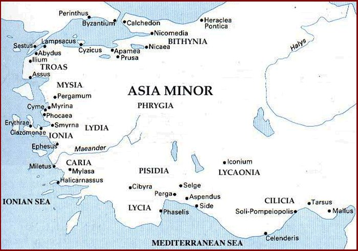 List Of Women Deacons In Asia Minor Women Deacons