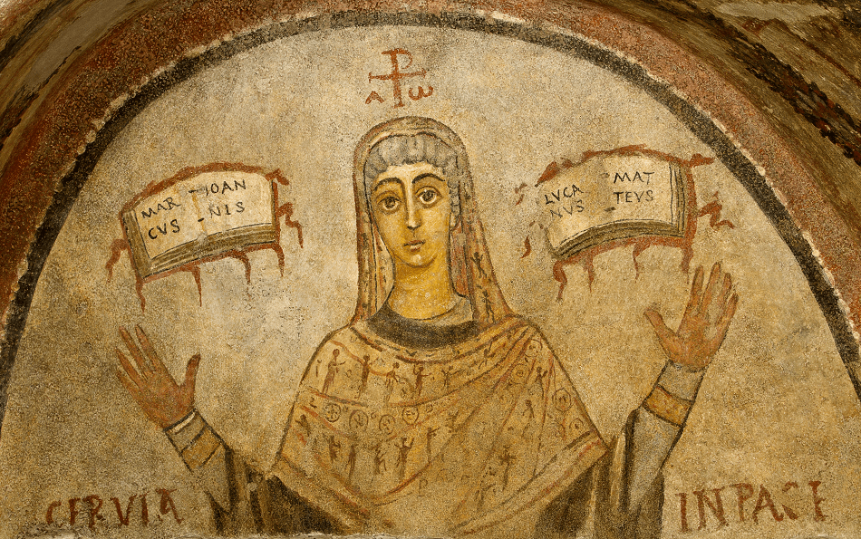 Cerula and Bitalia – Women Bishops? – Women Deacons
