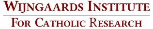 Logo of the Wijngaards Institute for Catholic Research